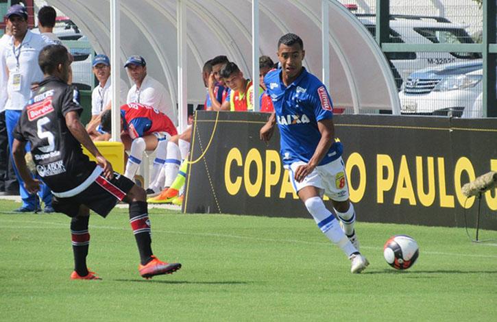 Cruzeiro sub-20 estreia com vitória na Copa São Paulo