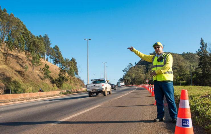 Número de acidentes no fim do ano cai 19% na BR 040