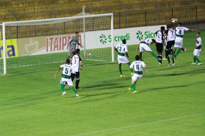 Galinho tenta a segunda vitória na Copa São Paulo na noite dessa quinta (5)