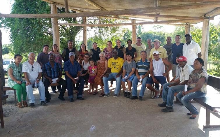 PM promove reunião com comunidade em Inhaúma