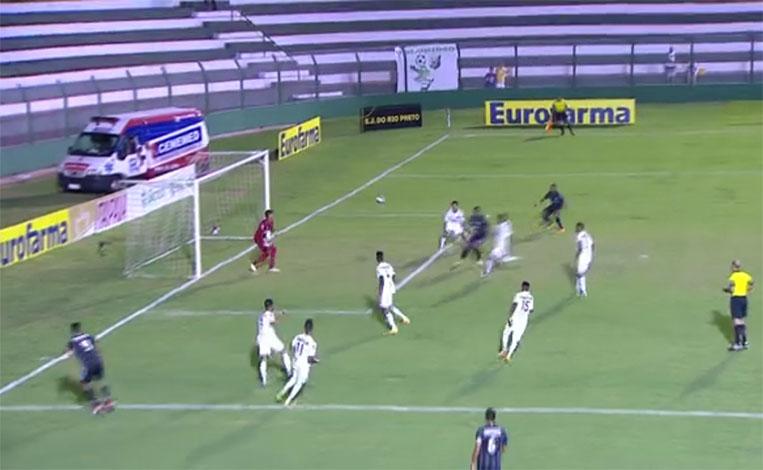 Galinho perde por 3x0 e se despede da Copa São Paulo de Futebol Junior