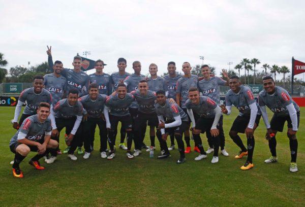 Galo pega Leverkusen na estreia da Flórida CUP nesta quarta-feira (11)