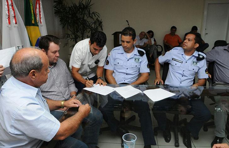 Prefeitura anuncia novos comandos para Guarda Municipal e Fumep