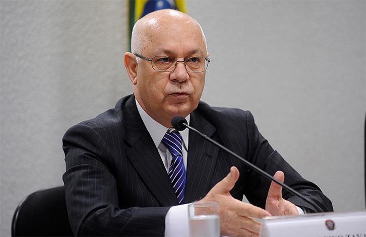 Teori Zavascki, relator da Operação Lava Jato, morre em queda de avião