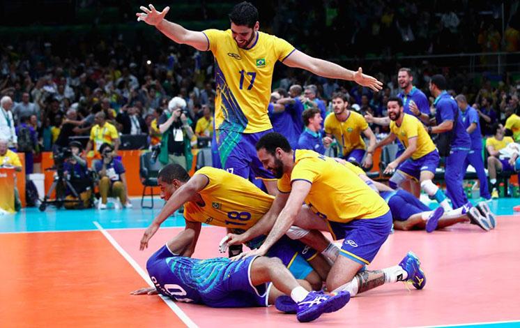 RIO 2016: Vôlei masculino é ouro e Brasil tem melhor desempenho olímpico da história
