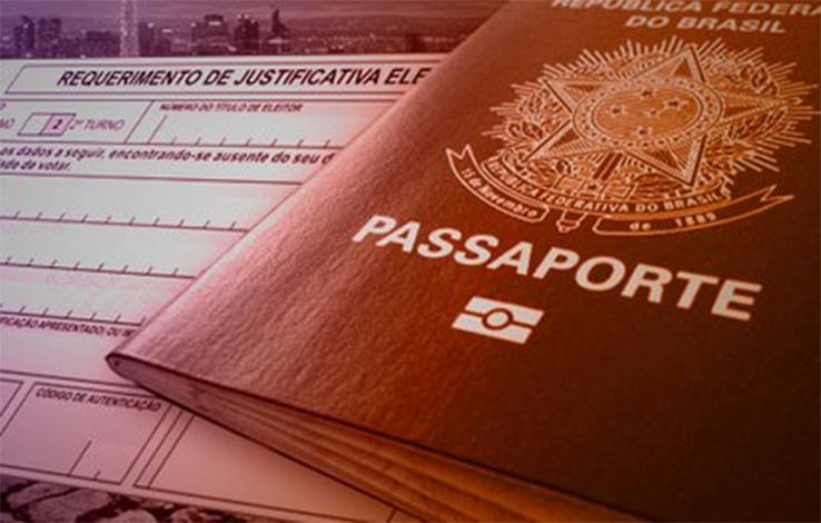 Eleitor que voltou do exterior tem até 30 dias para justificar ausência