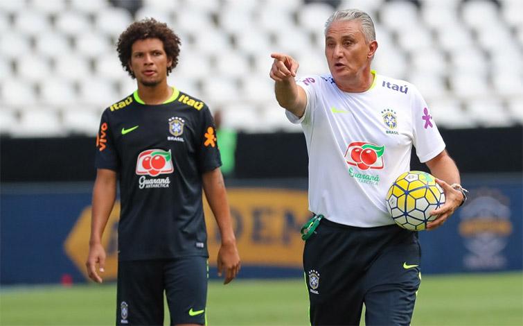 Brasil faz amistoso nesta quarta-feira (25) com renda destinada à Chapecoense