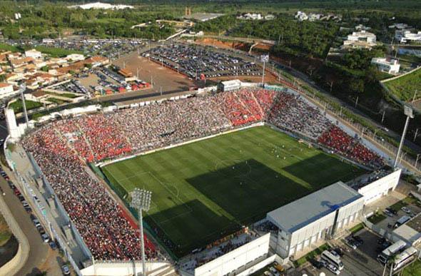 Arena do Jacaré receberá jogos do Módulo II do Campeonato Mineiro