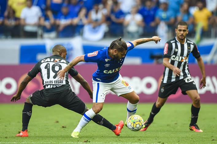 Clássico entre Cruzeiro e Atlético ainda tem ingressos à venda
