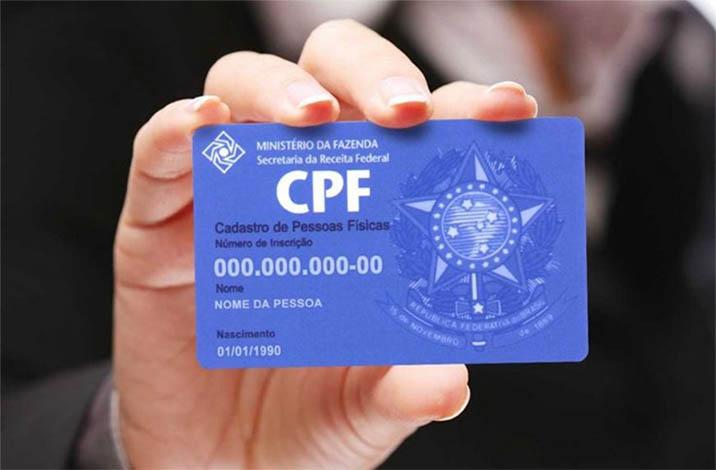 Dependentes no IR a partir de 12 anos agora devem ter CPF
