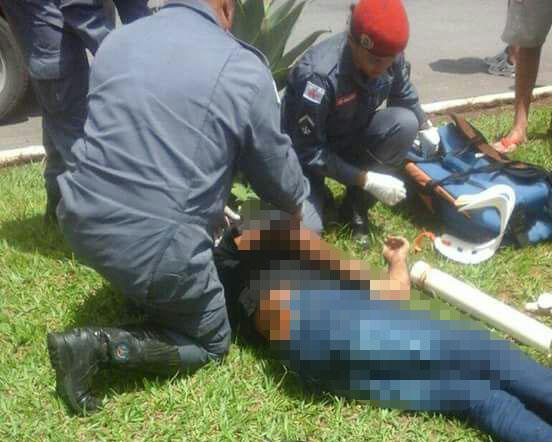 Rapaz de 23 anos morre em acidente de moto na BR 040