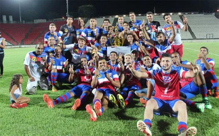 NF Amigos Borussia vence 25ª Copa Eldorado de Futebol Amador