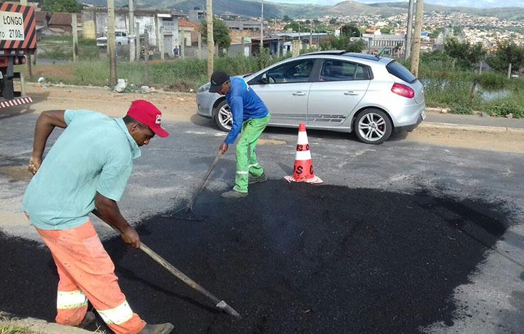 Recursos atrasam licitação da operação tapa-buracos em Sete Lagoas