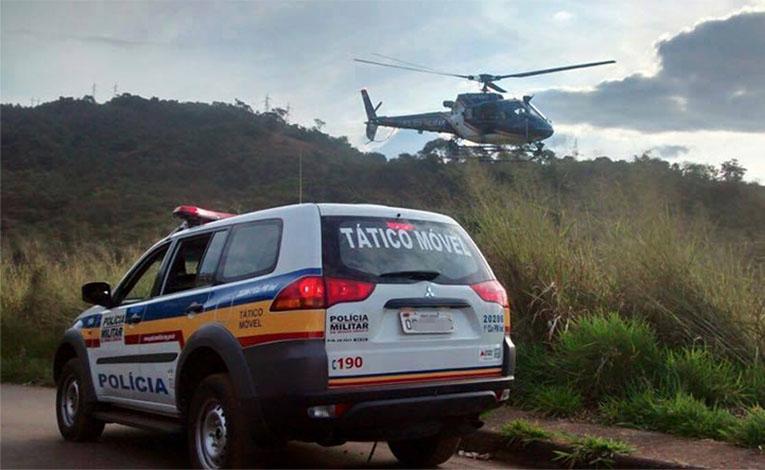 Polícia Militar também ameaça fazer greve em Minas, diz jornal