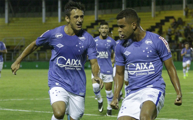 Cruzeiro vence o Volta Redonda e se classifica na Copa do Brasil