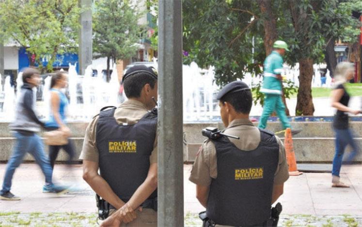 Após ameaças, Comando da PM nega possibilidade de greve em Minas