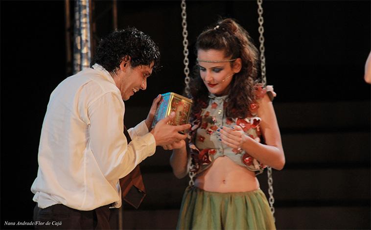 Preqaria Compahia de teatro é indicada mais uma vez ao prêmio Sinparc