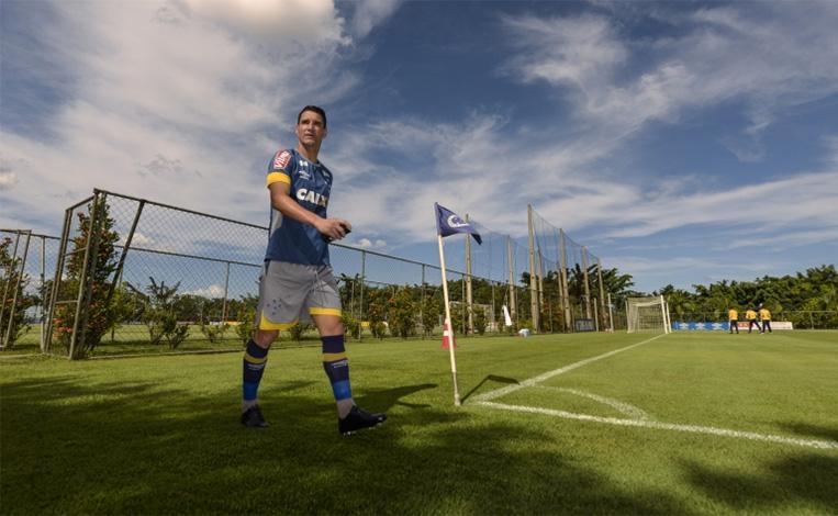 Fifa libera Thiago Neves e Raposa aguarda inscrição do jogador pela CBF