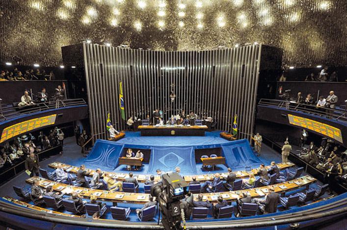 Senado aprova desvinculação de receitas da União em 30% até 2023