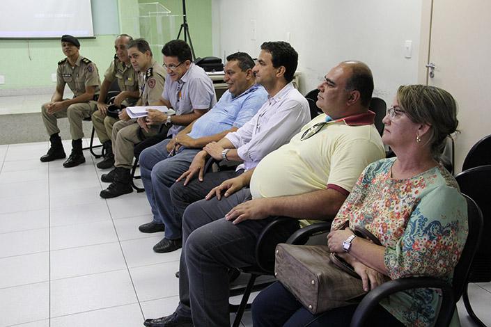 Sindcomércio promove reunião com a PM para discutir problemas com o 190