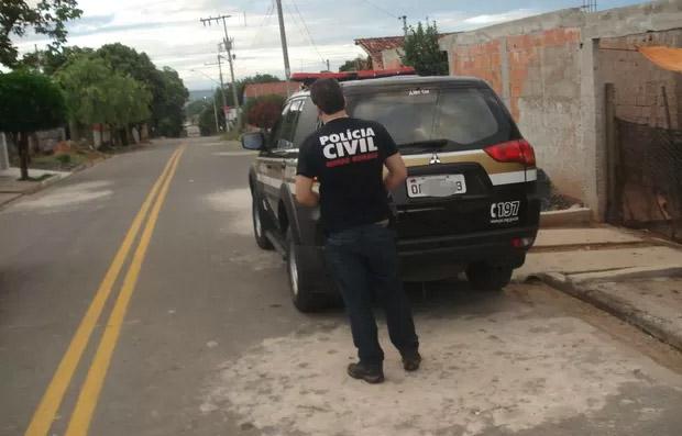 Polícia Civil desmantela quadrilha que cometia roubos na zona rural