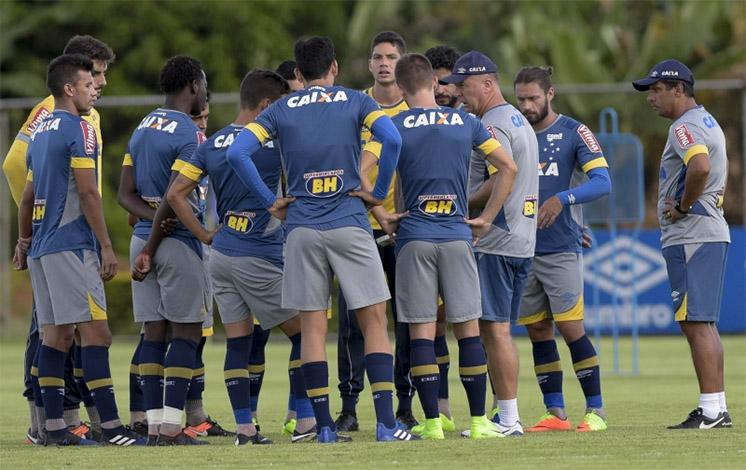 Cruzeiro terá novidades na partida de hoje contra o São Francisco-PA