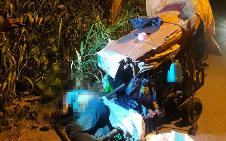 Catador de material reciclável é assassinado em Sete Lagoas