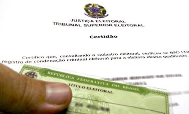 TSE disponibiliza na internet emissão de guia para pagamento de multa eleitoral