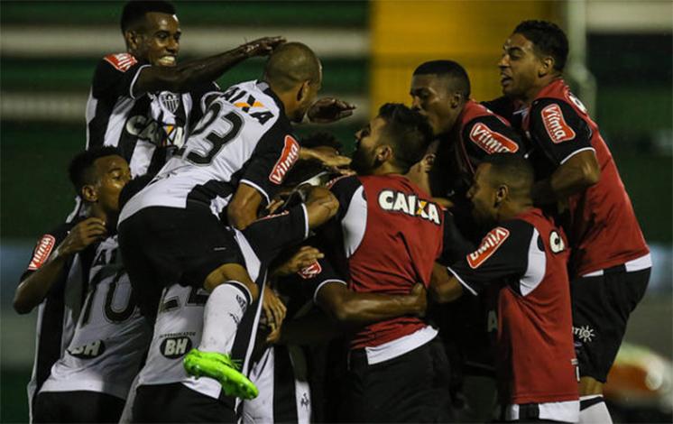 Galo empata com a Chape e depende do Cruzeiro na Primeira Liga