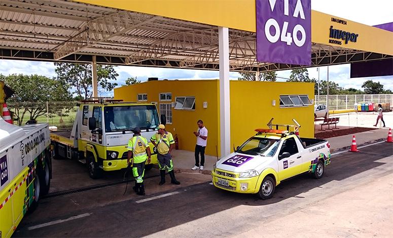 BR 040 não registra mortes em acidentes durante a Operação Carnaval