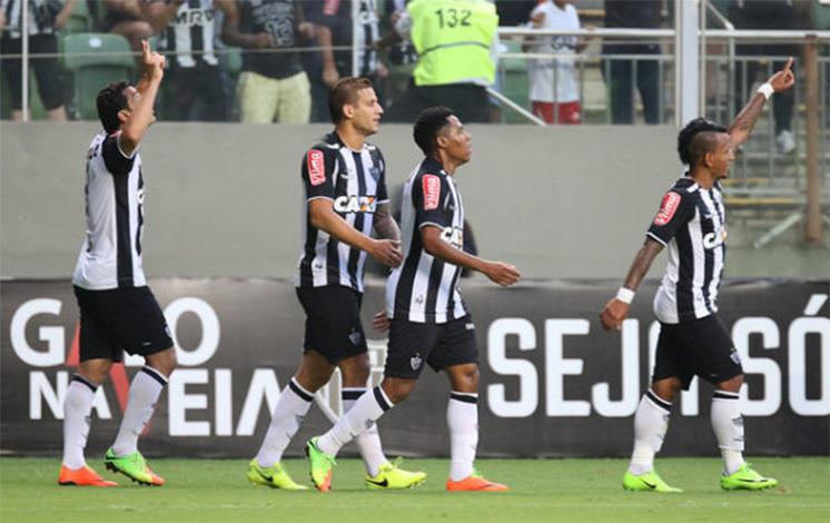 Galo bate o Vila e mantém folga na liderança do Mineiro