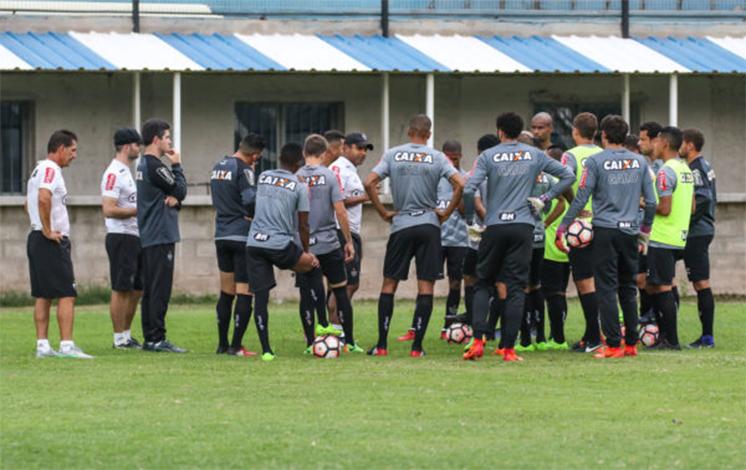 Galo estreia na Libertadores pregando cautela e respeito ao adversário