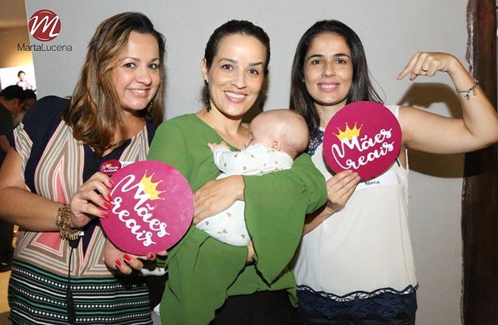 Mais de 150 mães de Sete Lagoas se unem em busca de vantagens
