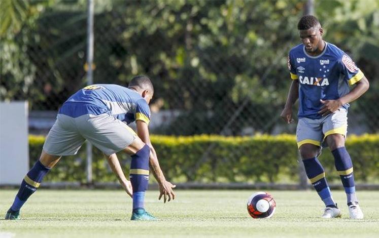 Cruzeiro poupará jogadores na volta contra o Murici-AL pela Copa do Brasil