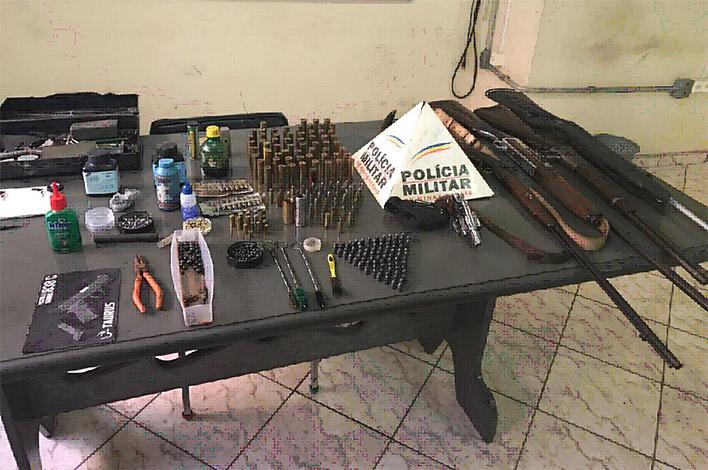 Polícia prende seis em megaoperação realizada em Sete Lagoas e região
