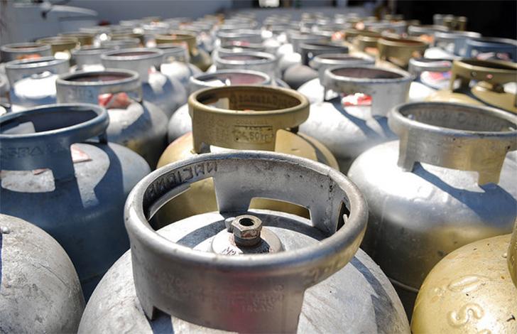 Preço do gás subirá 9,8% nas refinarias na próxima terça-feira (22)