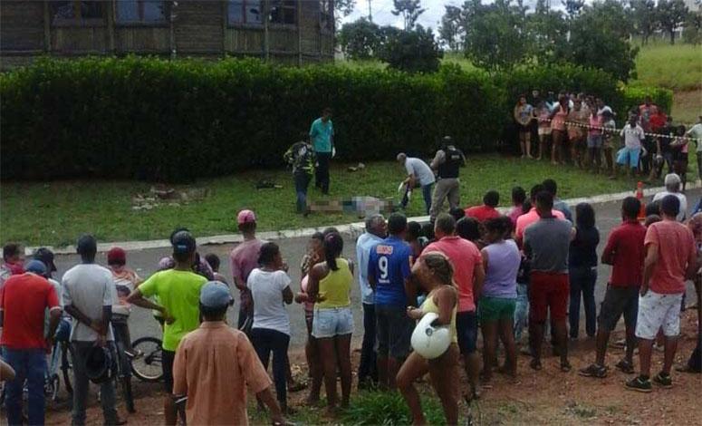 Jovem é executado com 12 tiros no Ondina Vasconcelos