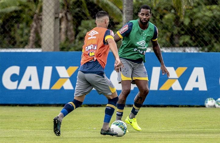 Com Dedé, Cruzeiro volta a campo nesta terça-feira (21) pela Primeira Liga