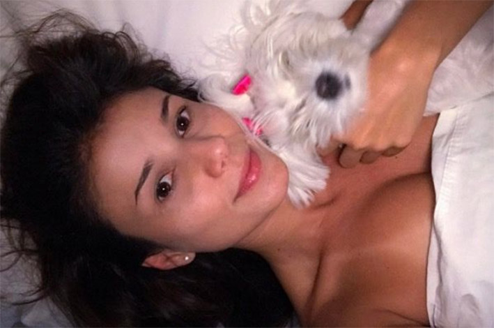Setelagoana Paula Fernandes surpreende fãs com selfie sem maquiagem