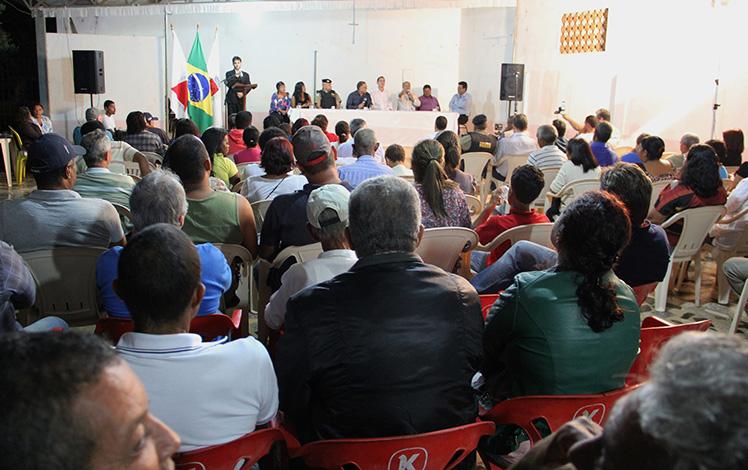 Câmara considera positiva Audiência Pública sobre segurança em Estiva