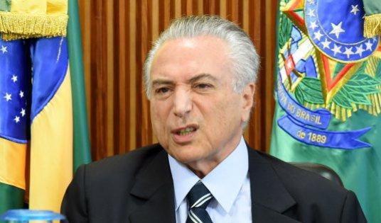 De acordo com pesquisa do Ibope, 79% dos brasileiros não confiam em Temer