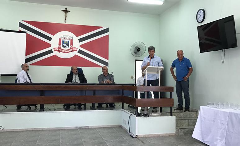Apae pede apoio a municípios associados à Amav em reunião itinerante