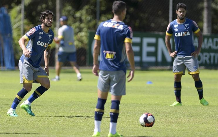 Cruzeiro estreia hoje na Sulamericana contra time paraguaio