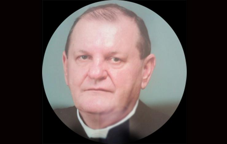 Diocese de Sete Lagoas comunica a morte de Padre Reinaldo Tadeu Stoltz
