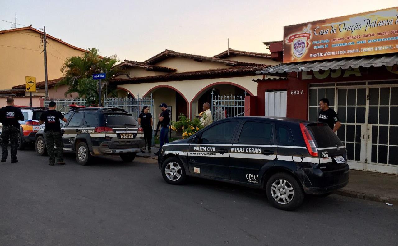 Polícia realiza operações para coibir crimes em Cordiburgo e Caetanópolis