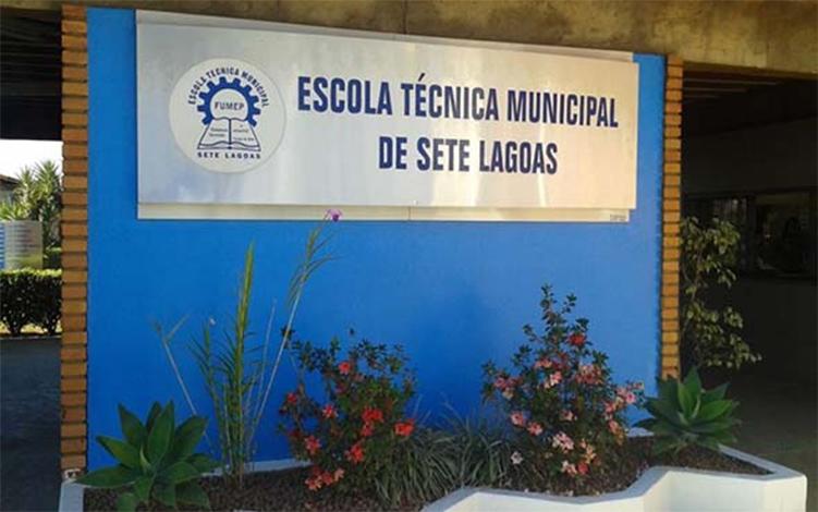 Escola Técnica de Sete Lagoas abre inscrições para cursos em diversas áreas
