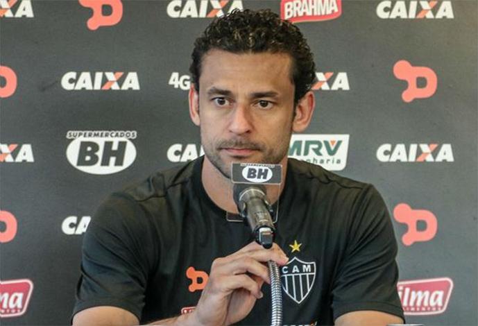 Fred pode pegar gancho pesado e ficar fora das decisões do Mineiro
