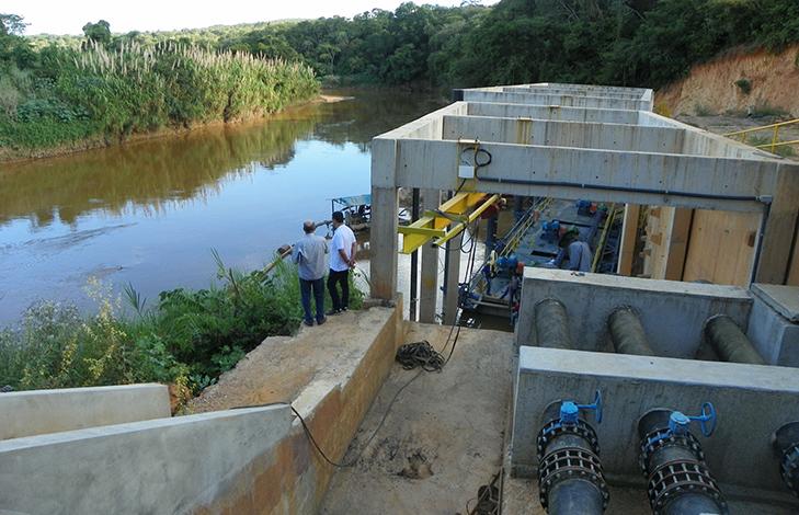 MPF inicia fiscalização em Estação de Tratamento de Água