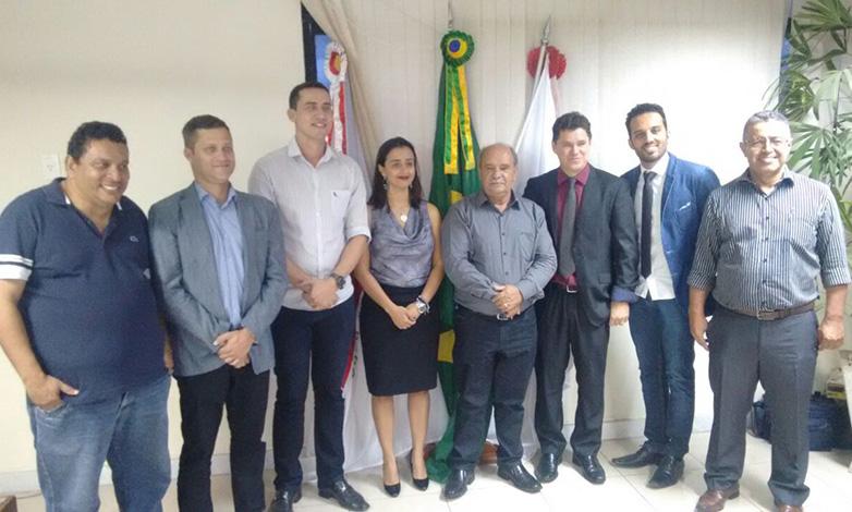 Leone Maciel empossa novos secretários na Seltrans e na Cultura