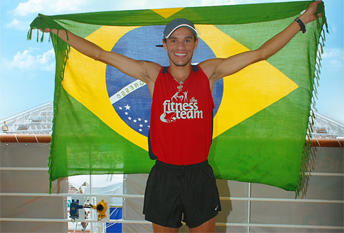 Frank Caldeira volta ao pódio da Maratona Internacional de São Paulo